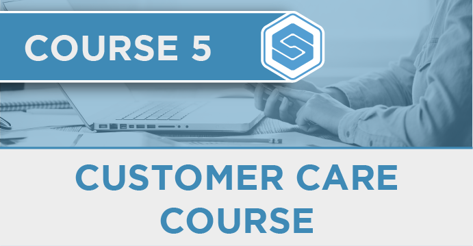 Course 5 - Customer Care