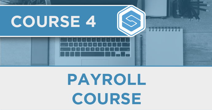 Course 4 - Payroll